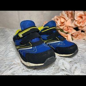 Smart Fit Toddler Boy's Tennis Athletic Blue Shoe